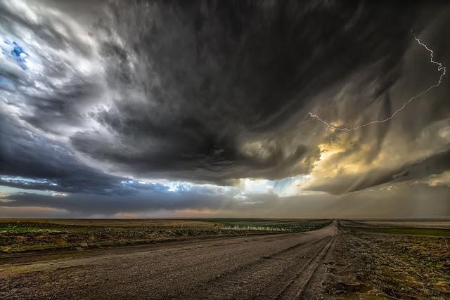 Rige un alerta por tormentas intensas para el centro y sur de Córdoba