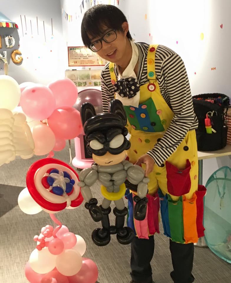 氣球蝙蝠俠