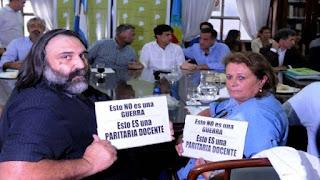 Gobierno argentino descontará sueldo a docentes que protesten