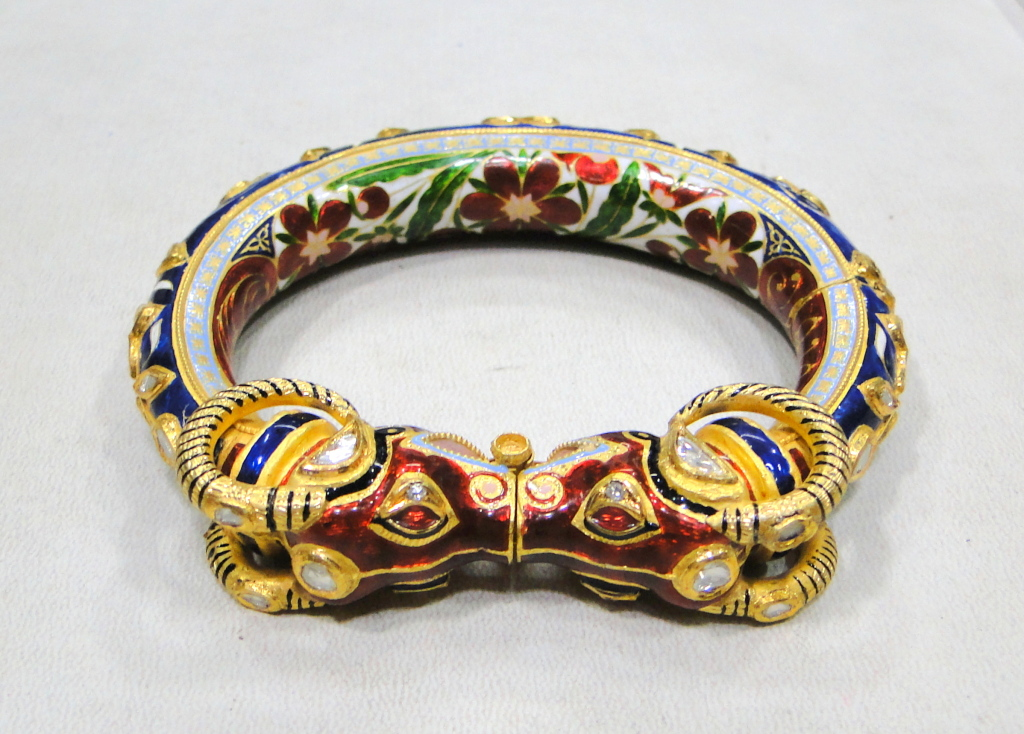 Meenakari Jewellery Designs Page 2 Jewellery India