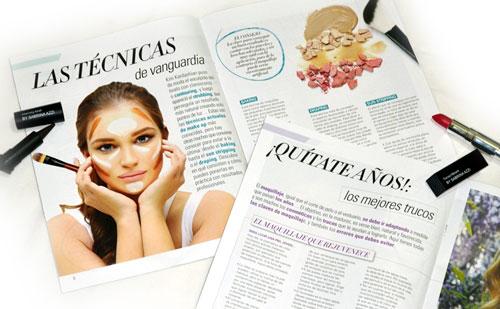 colección make up: Entregas 34 y 37