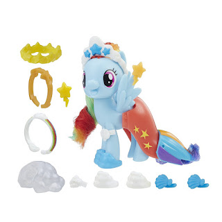 My Little Pony Rainbow Dash Fashion Dolls and Accessories
