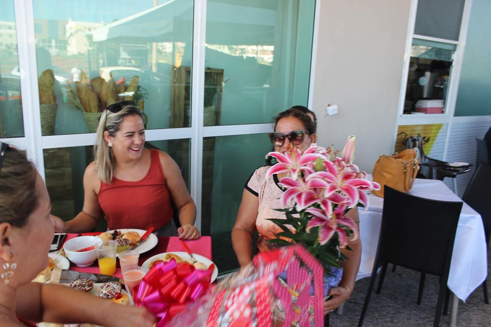 IMG 3664 - Dia 12 de maio dia das Mães no Jardins Mangueiral foi com muta diverção e alegria com um lindo café da manha