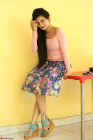 Janani Iyyer in Skirt ~  Exclusive 091.JPG