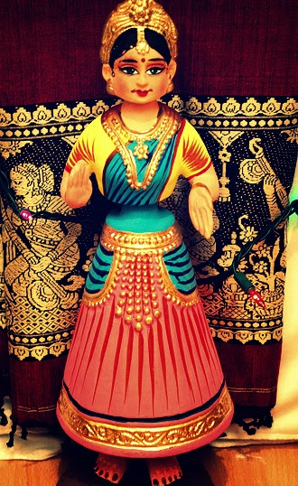 Baawra Mann Four Traditional Indian Dolls And Toys To