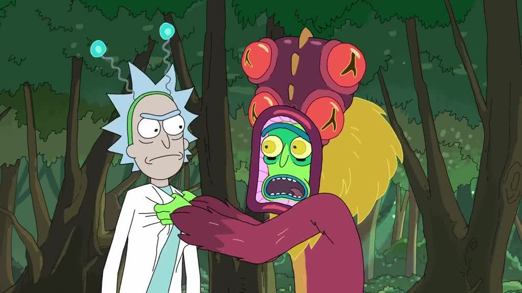 rick and morty season 2 episode 05 get schwifty rick and morty