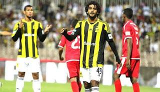 نتيجة واهداف مباراة الاتحاد السعودي والنصر الاماراتي يوتيوب موبايل اليوم 15-3-2016