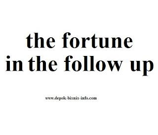 Bisnis, Follow Up, Presentasi, Prospek, Klien, Peluang, Tindak Lanjut