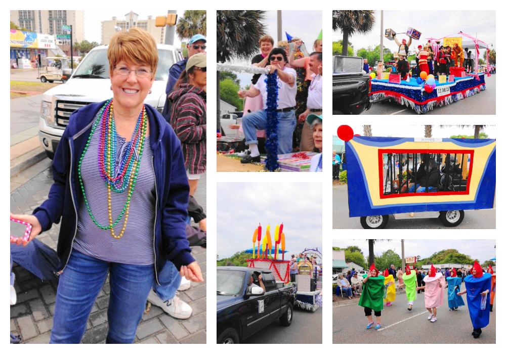 2015 SOS Parade Collage