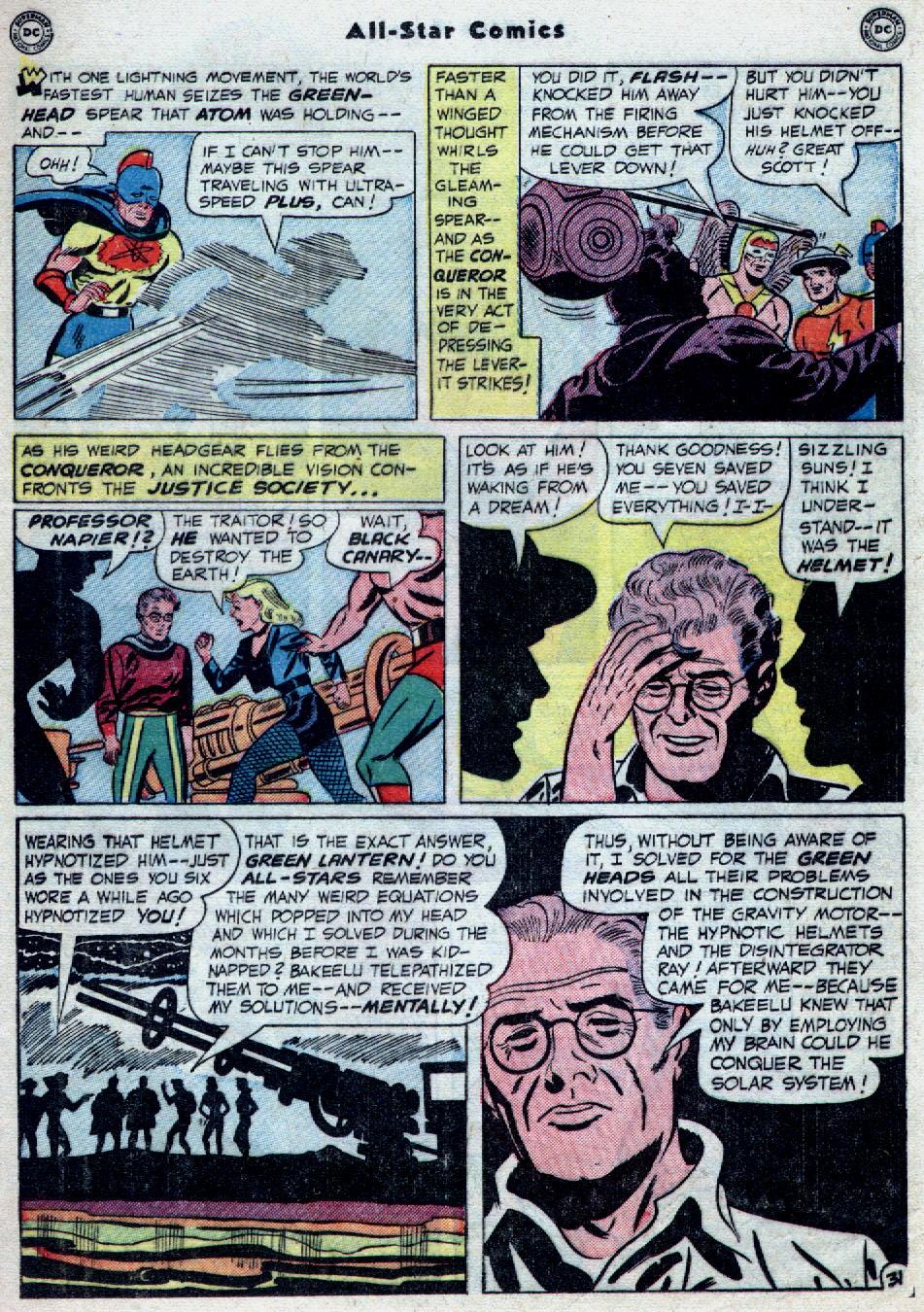 Read online All-Star Comics comic -  Issue #55 - 37