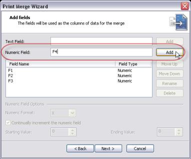 Cara Membuat Numerator dengan CorelDRAW 13