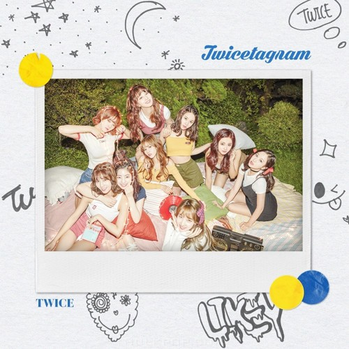 TWICE – twicetagram (FLAC + ITUNES PLUS AAC M4A)