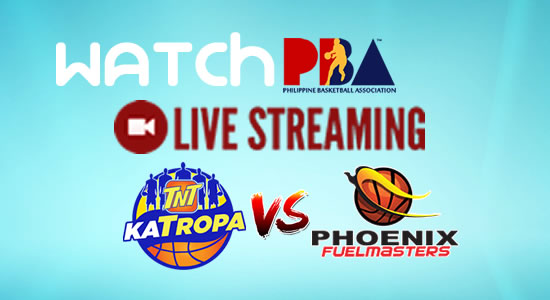 Livestream List: TNT vs Phoenix game live streaming February 7, 2018 PBA Philippine Cup