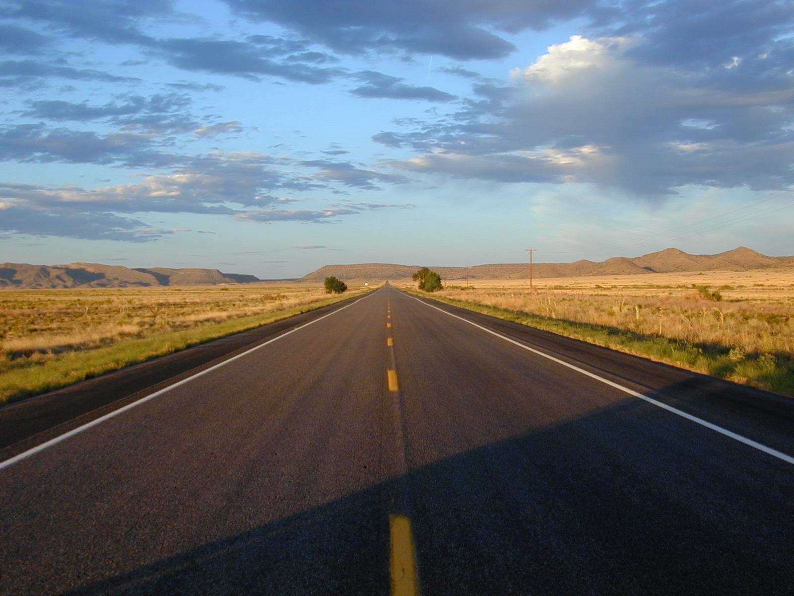 endless road - photo #5