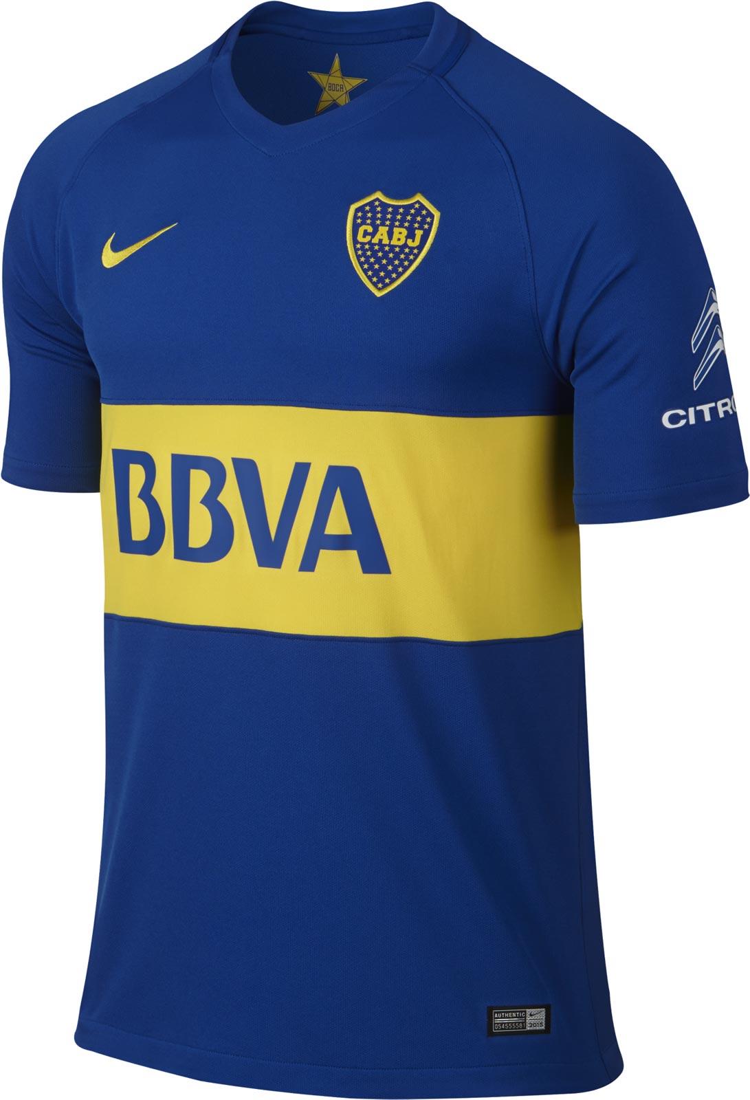 the latest 5cdf6 fc201 boca juniors jersey