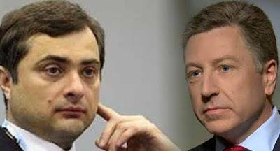 Сурков и Фолкер встретятся в Москве