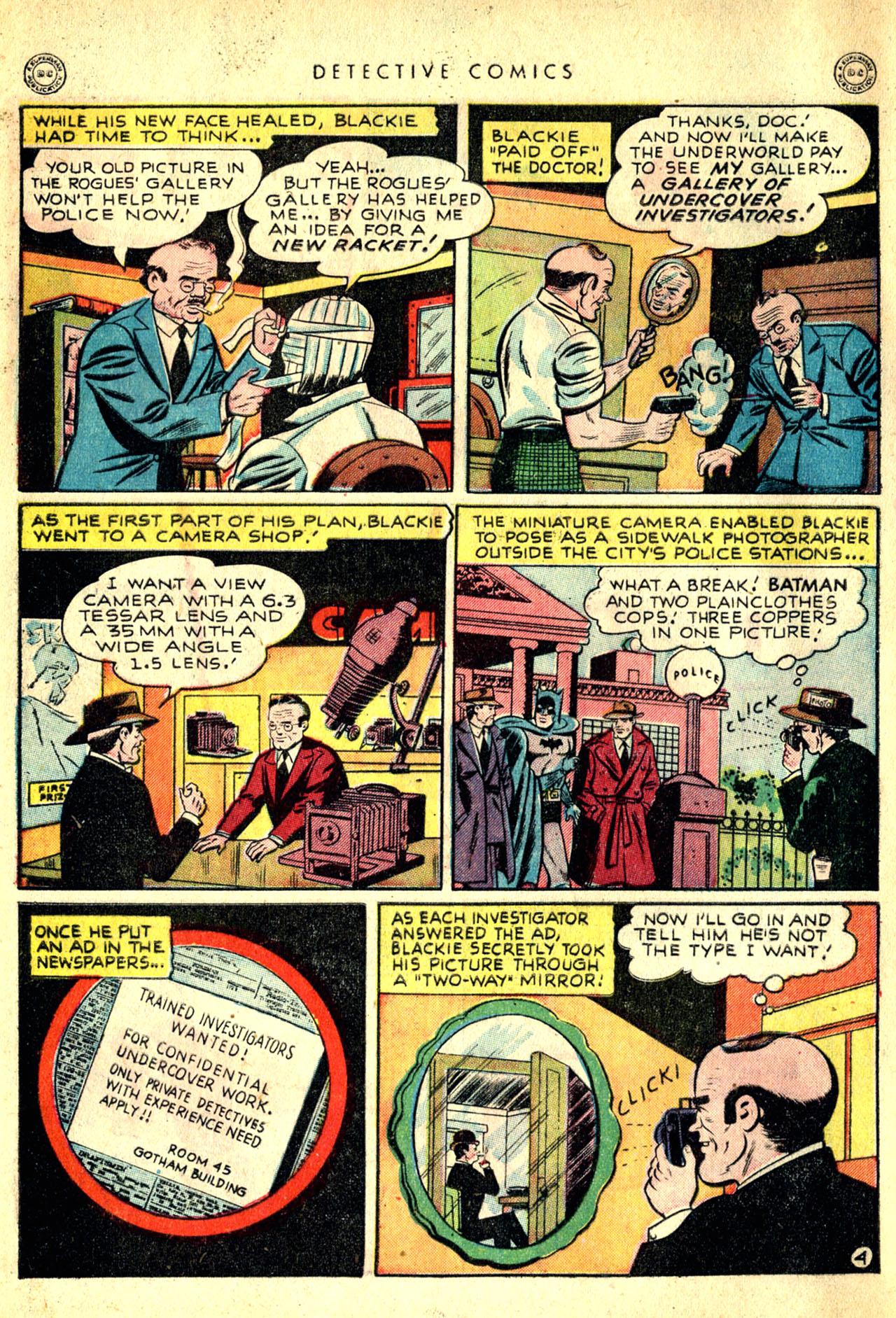 Detective Comics (1937) 141 Page 5