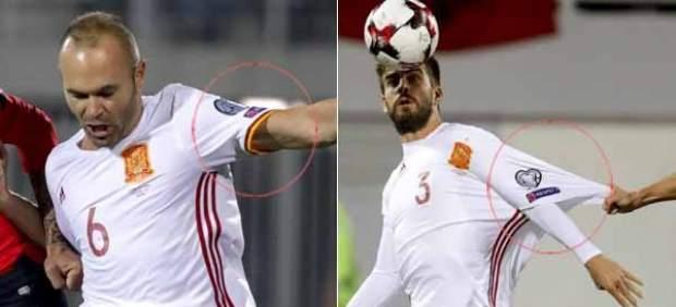 "adidas ""echa"" a Piqué de la Selección"