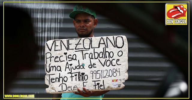 Liberaron a 10 esclavos venezolanos de un taller en Brasil