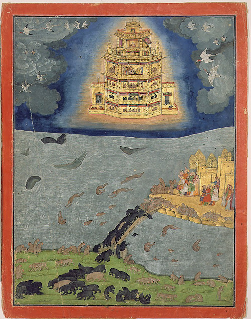 Vimanas are the ancient Indian Chariots of the Heavens.