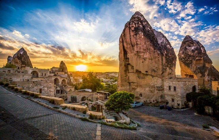 15. Cappadocia, Central Anatolia, Turkey - 29 Most Romantic Alleys to Hike