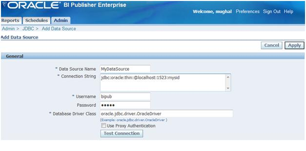 Oracle Business Intelligence: Setting Up BI Publisher & MS Office