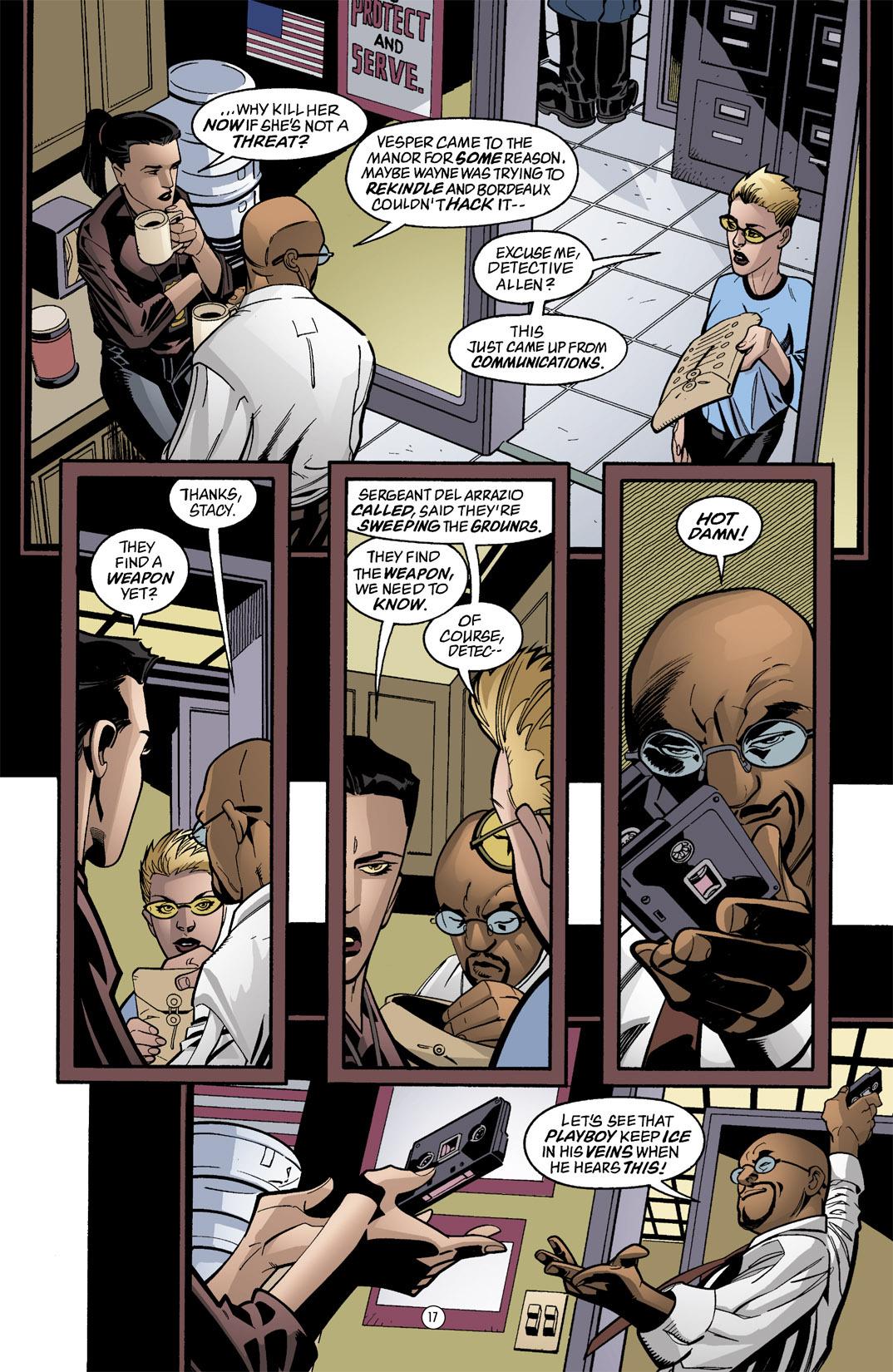 Detective Comics (1937) 766 Page 16