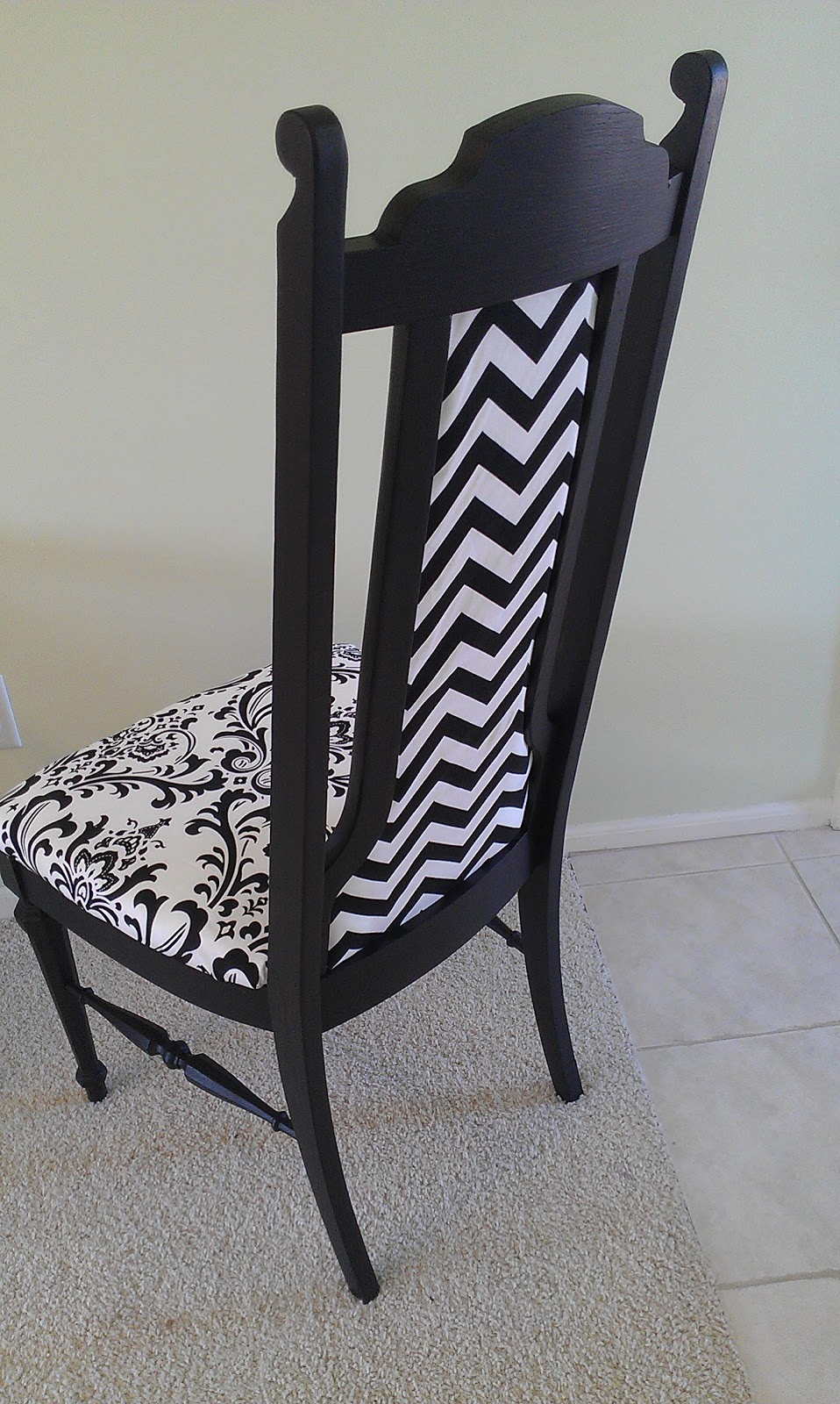 Thrifty Treasures: How to fix a broken chair leg - photo#41