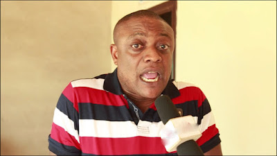 I see Counselor Luterodt as an actor – Maurice Ampaw