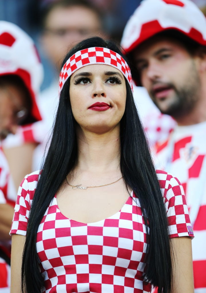 Girls World Magazine Girlsworld Magz: 100 Photos Of Hot Female Fans In FIFA World Cup 2018