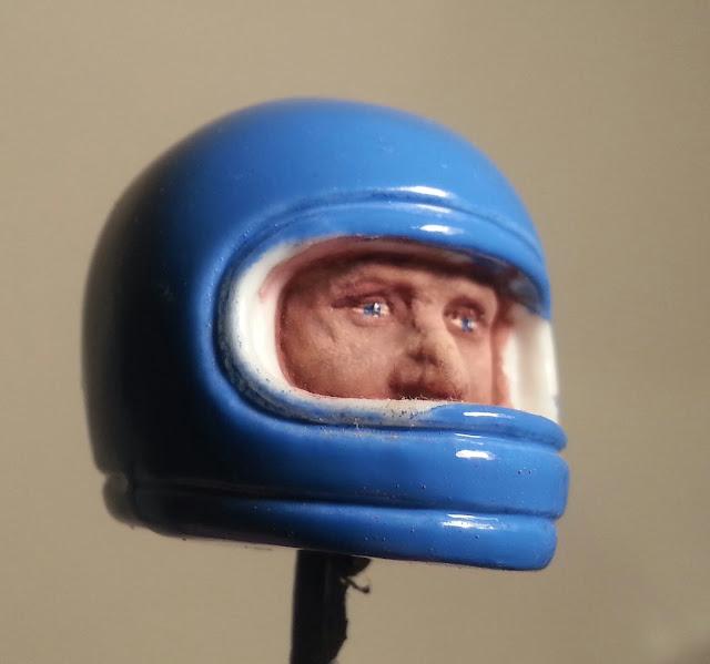 Tamiya Hornet driver figure