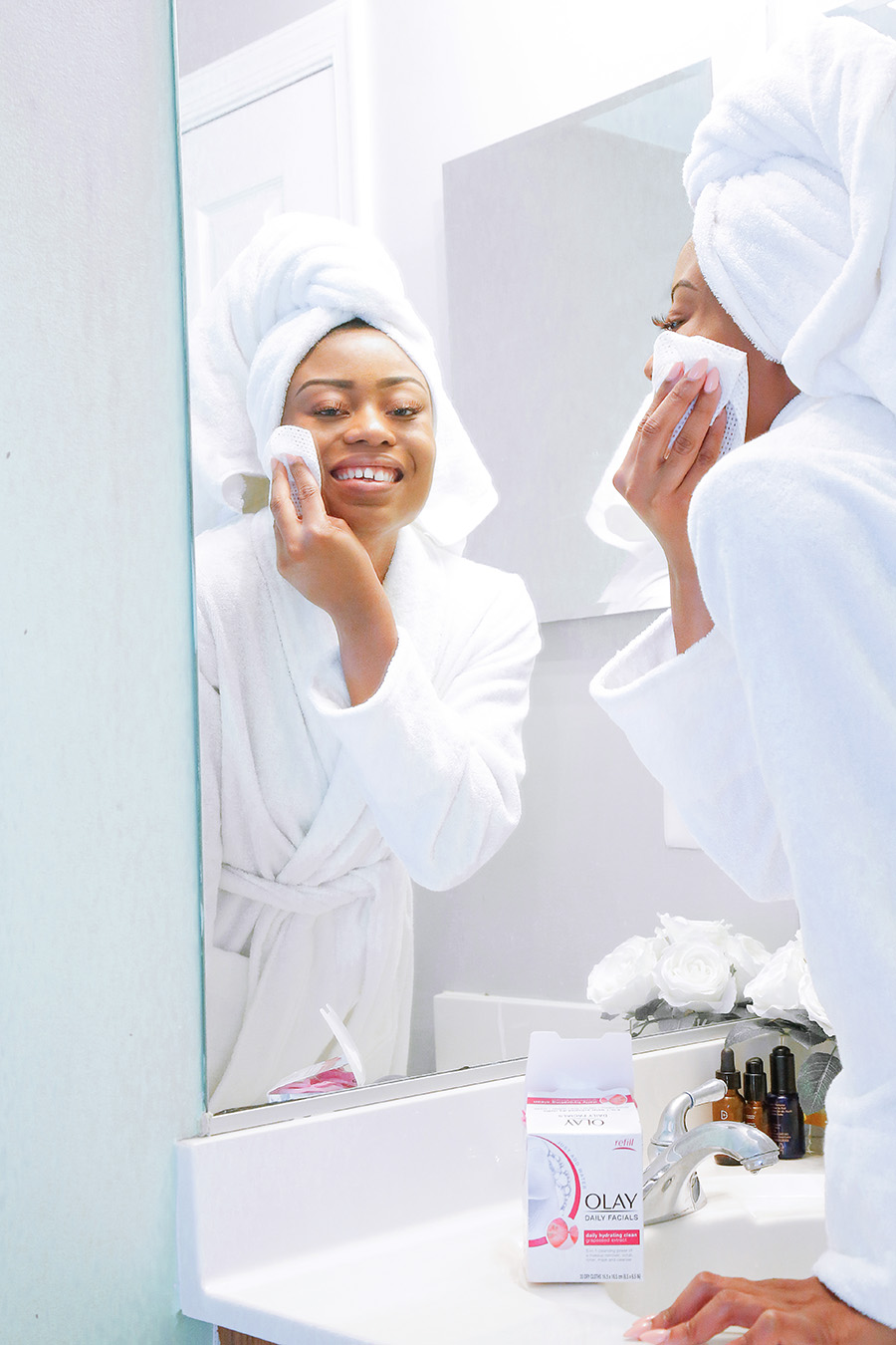 Olay Daily Facials, skincare www.jadore-fashion.com