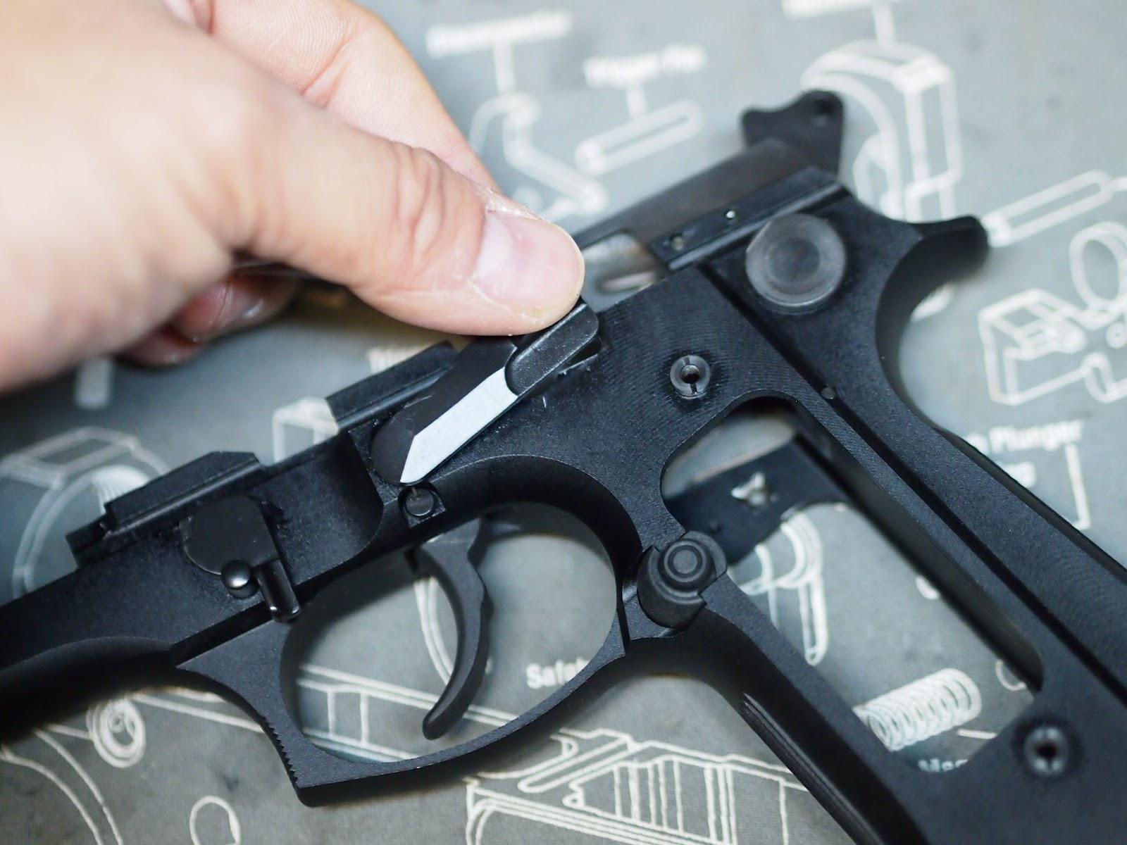 Mister Donut's Firearms Blog: Wilson Combat Short Reach