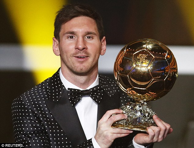 DO MESSI BE OUT OF THE GOLDEN BALL NOMINATIONS THIS YEAR FOR THIS REASON!