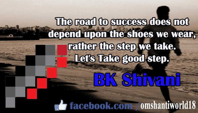 BK Shivani Success quotes