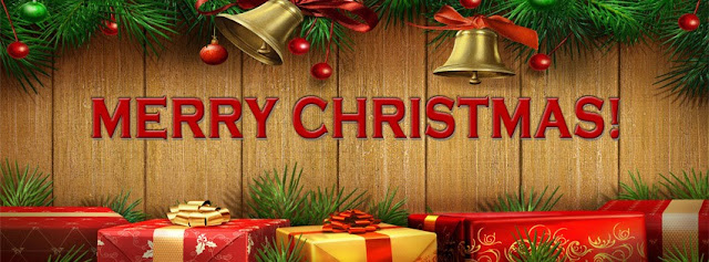 Free Merry Christmas Facebook Cover Photos