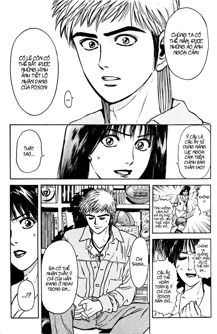 Psychometrer Eiji chapter 39 trang 16