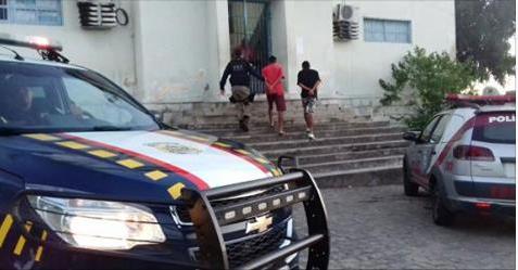 PRF prende dois motoristas por embriaguez ao volante em Santana do Ipanema