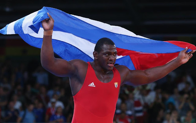 El cubano consigue su tercer oro Olímpico en Río