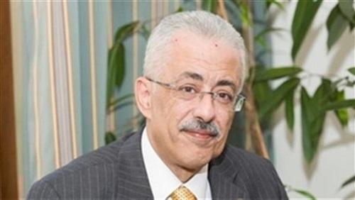 وزير التعليم يكشف حقيقة إلغاء التنسيق في النظام الجديد