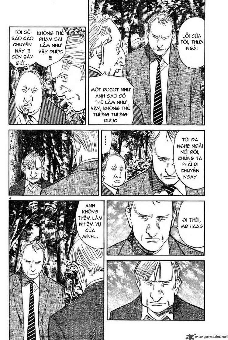 Pluto chapter 36 trang 4