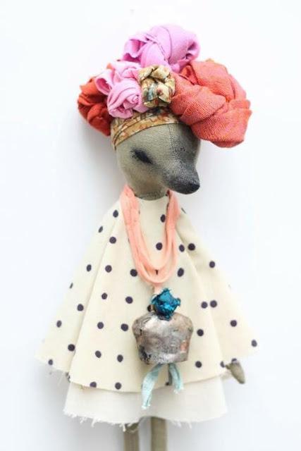 tribal doll Abigail Brown