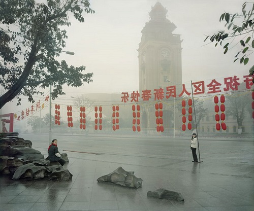 """A church in Wanzhou"" por Jiagang Chen, 2009."