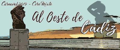 Al oeste de Cádiz (Coro). COAC 2019