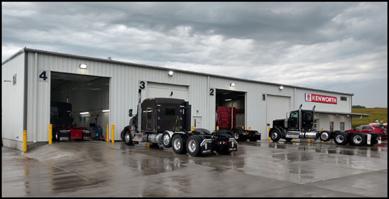 New Sioux Falls Kenworth location in West Point, Nebraska