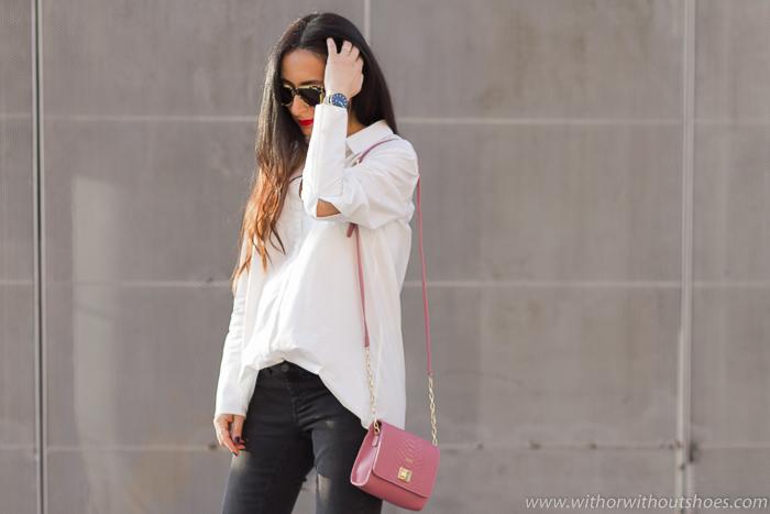 BLogger influencer de moda de Valencia con ideas para vestir en el embarazo