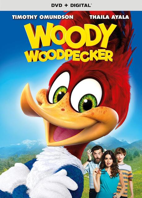 Woody Woodpecker (2017) ταινιες online seires oipeirates greek subs
