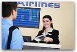 giấy tờ đi máy bay