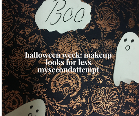 Halloween Week: Makeup Looks For Less