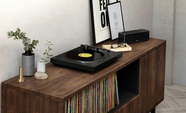 sony wireless turntable